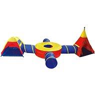 Kinder-Zelt-Set 7in1 - Spielzelt