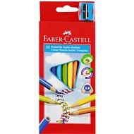 Faber-Castell Jumbo Farbstifte, 10 Farben