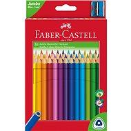 Faber-Castell Buntstifte Jumbo, 30 Farben