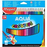 Buntstifte Maped Color Peps Aqua, 24 Farben
