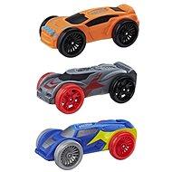 Nerf Nitro Ersatzautos 3 Stück - Erweiterung für Spiel-Sets