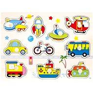 Puzzle Fahrzeuge - Puzzle
