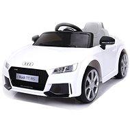 Audi TT RS weiß - Elektroauto für Kinder
