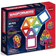 Magformers Standard Set Line - 30 Teile - Magnetischer Baukasten