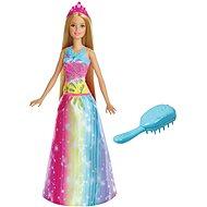 Barbie Magische Haarspiel-Prinzessin (blond) - Puppe