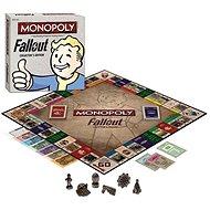 Monopoly Fallout, ENG - Gesellschaftsspiel