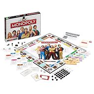 Monopoly The Big Bank Theory Edition (ENG) - Gesellschaftsspiel