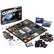 Cluedo Sherlock Edition (ENG) - Gesellschaftsspiel