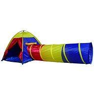 Zelt mit Tunnel - Spielzelt
