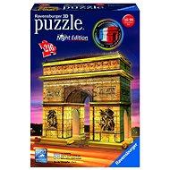 Ravensburger 3D 125227 Siegbogen (Nachtedition) - 3D Puzzle