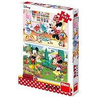 Fleißige Minnie - Puzzle