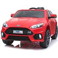Ford Focus RS - rot - Elektroauto für Kinder