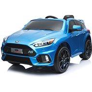 Ford Focus RS - blauer Lack - Elektroauto für Kinder