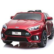 Ford Focus RS - roter Lack - Elektroauto für Kinder