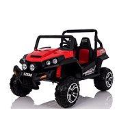 RSX Quad Rot - Elektroauto für Kinder
