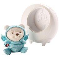 Fisher-Price Crib - Projektor Teddy mit Flügeln für ruhige Träume - Kinderbett-Spielzeug