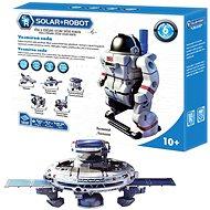 Space Fleet 7 solarbetriebene Weltraum-Modelle - Elektronischer Baukasten