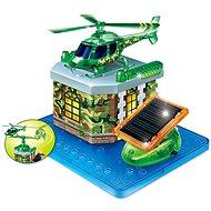 Greenex Solar - Hubschrauber