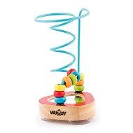 Woody Minilabyrinth mit Saugnapf