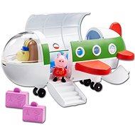 TM Toys - Peppa Pig - Flugzeug + Figuren - Figuren-Zubehör