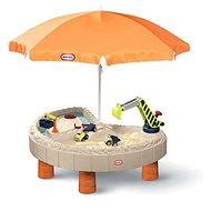 Little Tikes Wassertisch und Sandkasten für Builders Bay Bauherren - Sandkasten