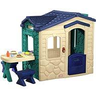 Little Tikes Haus mit Picknicktisch - Dschungel - Kinderspielhaus