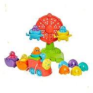 Toomies - Lustiger Zug mit Eiern - Spielzeug für die Kleinsten