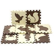 Foam Pad for the Animal's Floor - Foam Puzzle