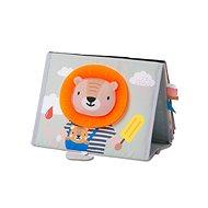 Taf Toys Buch zum Spielen auf dem Bauch von Savannah - Spielzeug für die Kleinsten