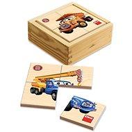 Tatra Autos - Puzzle