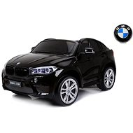 BMW X6 M schwarz lackiert - Elektroauto für Kinder