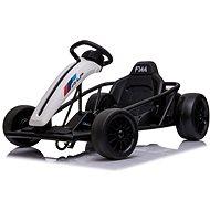 Drifting Go-Kart DRIFT-CAR 24V, weiß - Elektroauto für Kinder