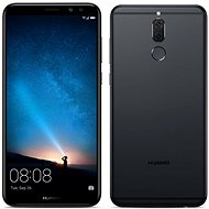 HUAWEI Mate 10 Lite Graphite Black - Handy