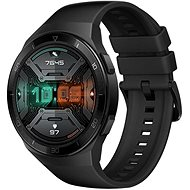 Huawei Watch GT 2e 46 mm Graphiteschwarz - Smartwatch