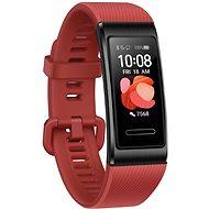Huawei Band 4 Pro Zinnoberrot - Fitness-Armband