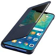 Huawei Original S-View Deep Blue für Mate 20 Pro - Handyhülle