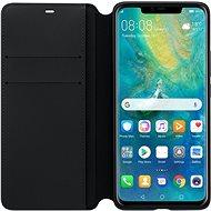 Huawei Original Wallet Black für Mate 20 Pro - Handyhülle
