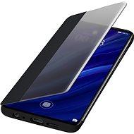 Huawei Original S-View Hülle Schwarz für P30 - Handyhülle