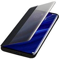 Huawei Original S-View Hülle Schwarz für P30 Pro - Handyhülle