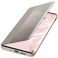 Huawei Original S-View Hülle Khaki für P30 Pro - Handyhülle