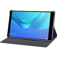 Huawei Original Flip für MediaPad M5 8.4 grau - Tablet-Hülle