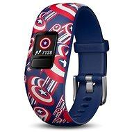 Garmin Vívofit Junior2 Captain America - Fitness-Armband