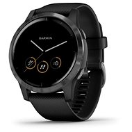 Garmin Vívoactive 4 Grey Black - Smartwatch