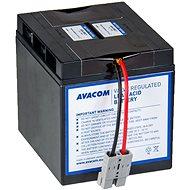 AVACOM Ersatzbatterie für RBC7 - USV-Akku - Ladebatterie