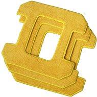 HOBOT-268 Mikrofasertücher (3 Stück) gelb - Zubehör