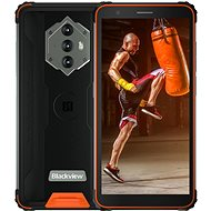 Blackview GBV6600 Orange - Handy