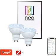 Immax Neo LED GU10/230V 4,8W TB 350lm Dim 2Stk. - LED-Lampe