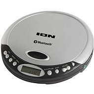 Desktop-CD-Player ION Audio Air CD tragbarer CD-Player mit Bluetooth-Streaming - Desktop-CD-Player