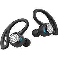 JLAB Epic Air Sport True Wireless Earbuds Black - Kabellose Kopfhörer