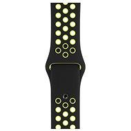 Apple Sport Nike 38mm/40mm Schwarz/Volt - Uhrband